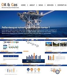蓝色海洋石油天然气公司PPT